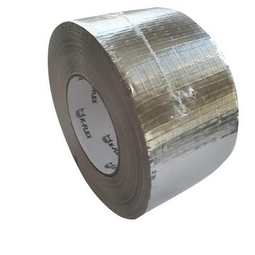 Hliníkom vystužená samolepiaca páska 75mm / 50m