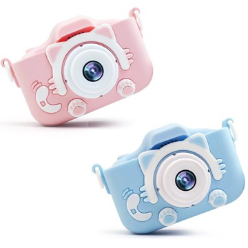 Digitálny fotoaparát pre deti Kotek Video Full HD CAT