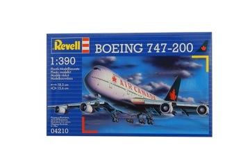 A8239 Model lietadla pre lepenie Boeing 747