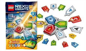 LEGO NEXO KNIGHTS 70372 Combo Powers Nexo Wave 1