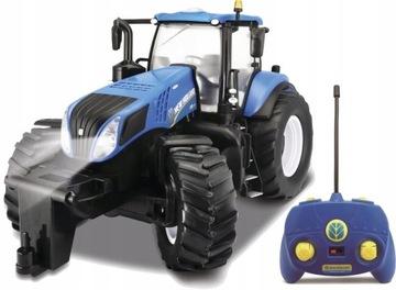 Maisto Big Traktor New Holland Controlled RC 1:16