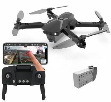 Dron RC Syma Z6 2 kamera 4K WiFi GPS Sledujte ma