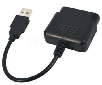 Adaptér Converter PS1 PS2 Controller pre PC PS3