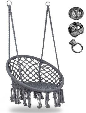 HAMMOCK BOHO Hojdacia stolička Závesné hniezdo