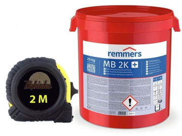 Remers MB 2K Multi-Baudicht Hydroizolácia 25KG