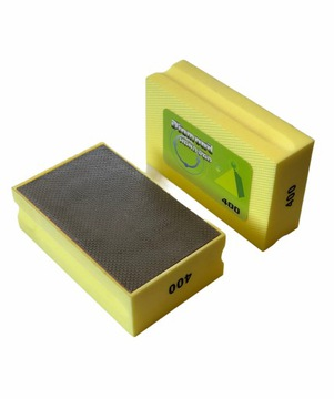 Diamond Cube pre brúsenie GRES CERAMIKA 400