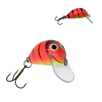 Wobler plávajúci ručne vyrobený 2,5 cm / 1,5 g pl