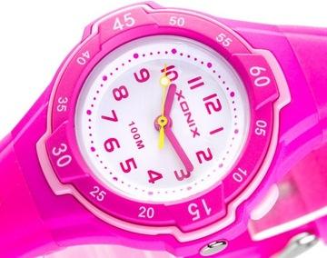 Detské hodinky XONIX na hodiny výučby PRE DARČEK