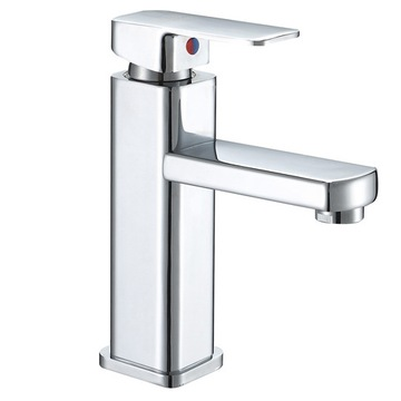 Umývadlový faucet na dosku BATHROOM TAP CUBIC