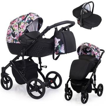Detský vozík TIARO 3v1 pre deti KUNERT