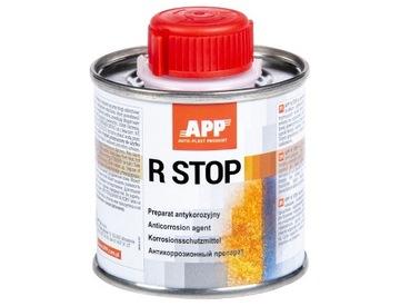 R-STOP RUSTOVÝCH RUSTOKTOVOSTI Zastaví Corrosion App 100