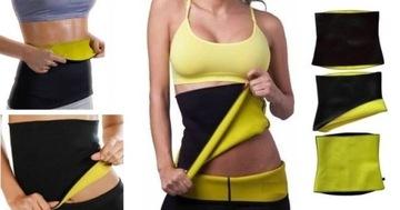 Neoprénový pás Hot Fitness chudnutie TV SHOP