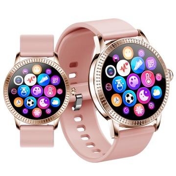 SmartWatch Dámske hodinky pre iPhone Samsung Xiaomi