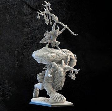 Ojáncano / Shaman na šelme - Beastmen / BeastHerd