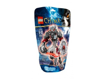 Lego Legends of Chima CHI Worriz 70204 - NOVINKA
