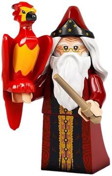 LEGO 71028 MINIFIGURY HARRY DUMBLEDORE NOVÉ