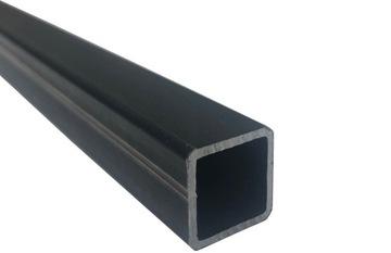 Uzavretý oceľový profil 40x40x2 l 100 cm