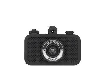 Fotoaparát Lomography La Sardina Osem-Ball Black