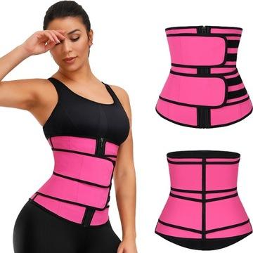 Neoprénový pás pre cvičenie korzet chudnutie horúce