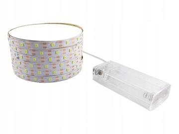 LED páska 60 LED 2M na horúce horúce batérie
