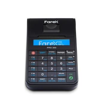 Mobile Farex Pro 300 Online Cash Registrácia online Wi-Fi