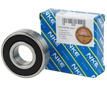 Ložisko guľôčky 6204 2RS2 C3 NKE 20X47X14 2RSR C3