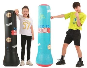 Nafukovacie boxovacie vrece pre deti PL