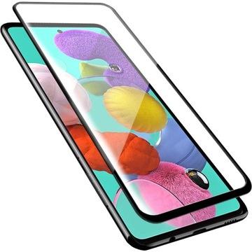 Sklo 5D plné lepidlo rýchlo na Samsung A51