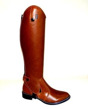 Jodhpur Boots + 011D COGNAC
