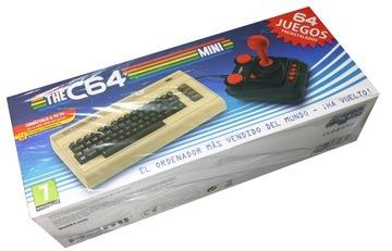 C64 Mini Commodore 64 Mini / Retro Console / Nový