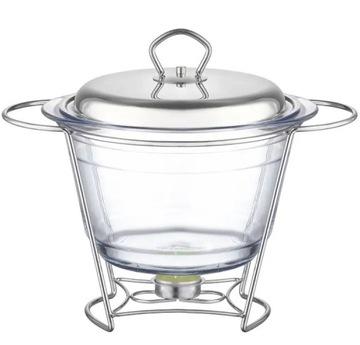 Váza pre polievkové jedlo na ohrievač ambície 4L
