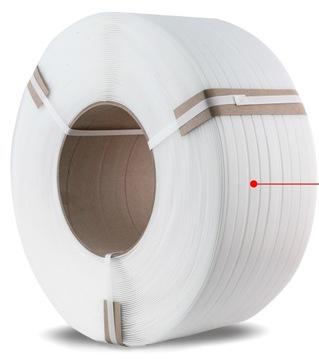 12x0.6mm PP páska na uzatváranie pásma