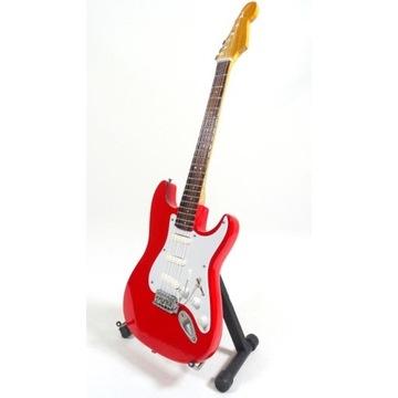 Mini Guitar Dire Straits Mark Knopfer MGT-0581