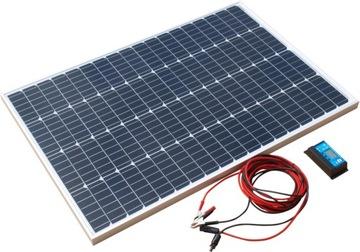 Solárny panel Monocrystalline 200W 12V + Regulátor