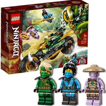 Lego 71745 Chopper Lloyda Green Ninja - Fast