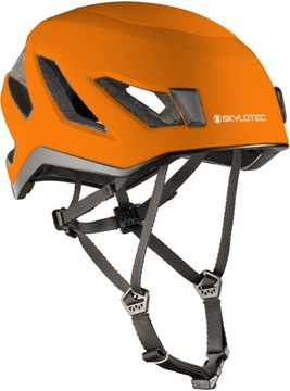SkyLOTEC VISO CLIPING HELMET - ORANGE