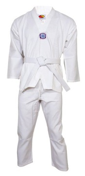 Športová súprava Taekwondo SMJ s opaskom 140