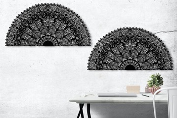 Štvordielna maľba prelamované 3D panely