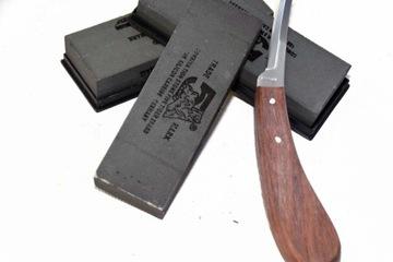Kamij na ostrý a vyhladzujúci nože