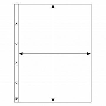 Kanzlei karty 1 C - Leuchturm