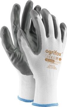Rukavice Pracovné rukavice Nitril Silný R10