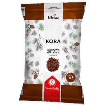 Wokas Pine Brk Mleté Torf mix 50l