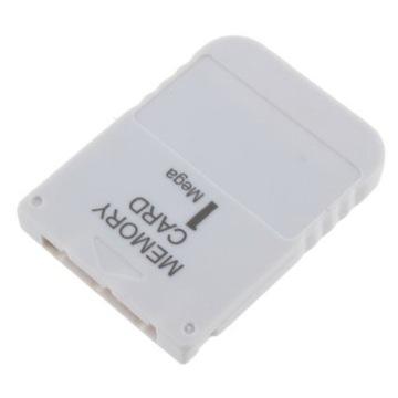 Pamäťová karta zaznamenávanie pamäťovej karty 1MEGA na PS1 / PSX