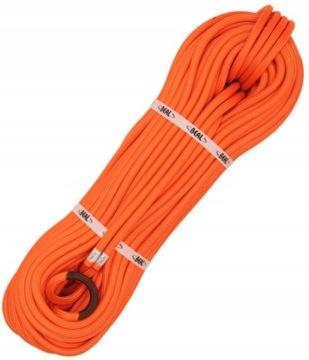 BEAL záchranné 10,5 mm lano pre záchranu oranžovej