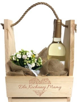 Kvetináče pre Deň matiek pre Mama Ergraf