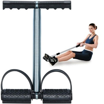 Expandér pre nohy pre cvičenie fitness brucho stehna
