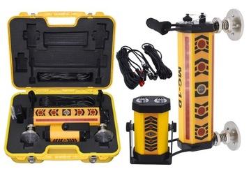 Nivel System MC-1D laserový senzor pre rýpadlo