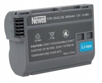 Nabíjateľná batéria pre Nikon Z6 Z7 EN-EL15B