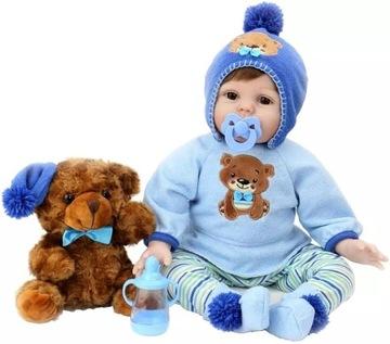 Bábika, bábika, chlapček, chlapček, ZNOVU ZNOVU 54cm