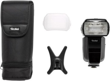 Nikon Canon LCD lampa GN56 1/8000